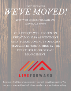 We've Moved! (1)